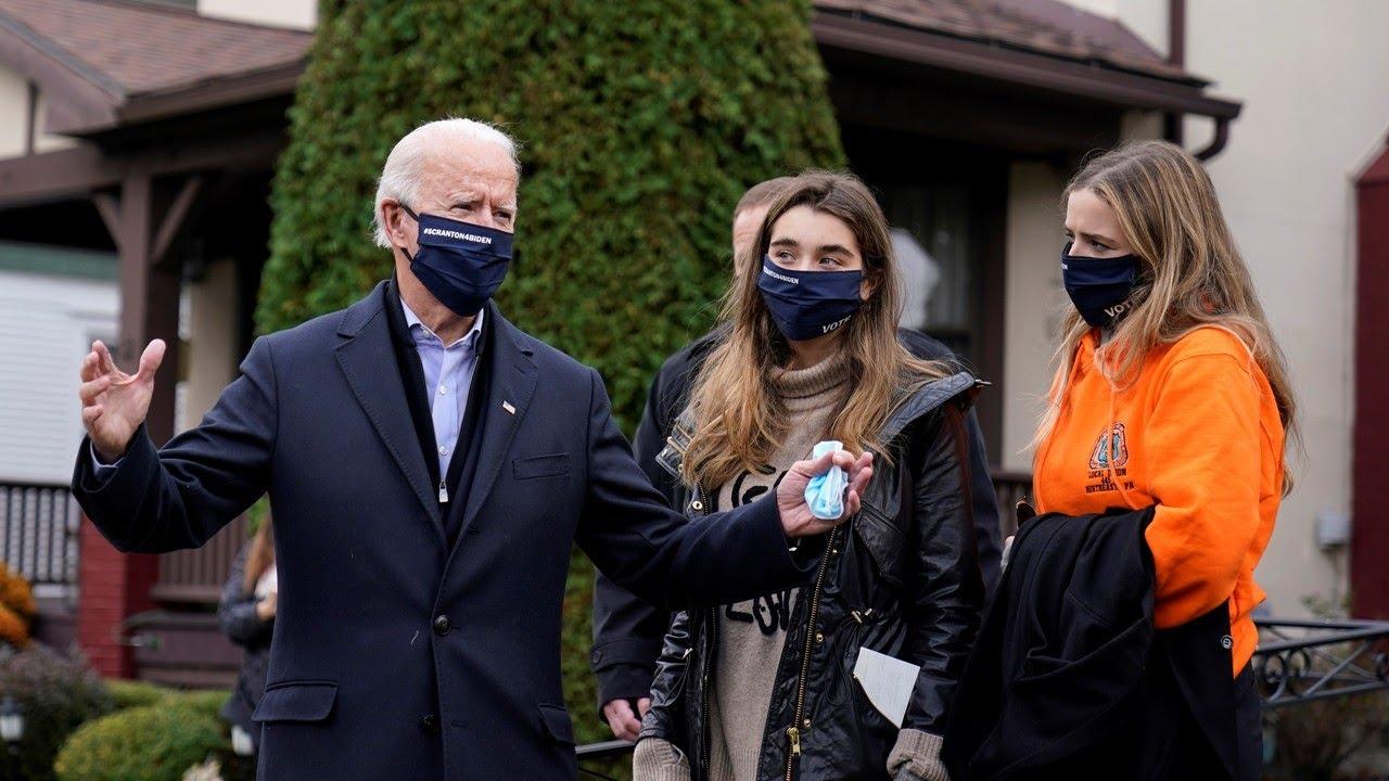 Кто такой мистер Байден: что нужно знать о победителе президентских выборов в США