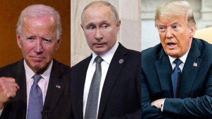 NYT: Байден отказался от совместной пресс-конференции с Путиным из-за Трампа
