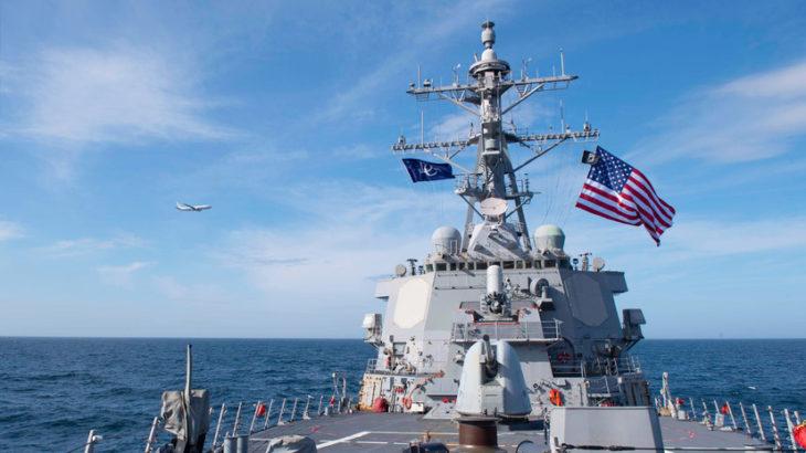 В США оценили попытку американского эсминца нарушить границу России