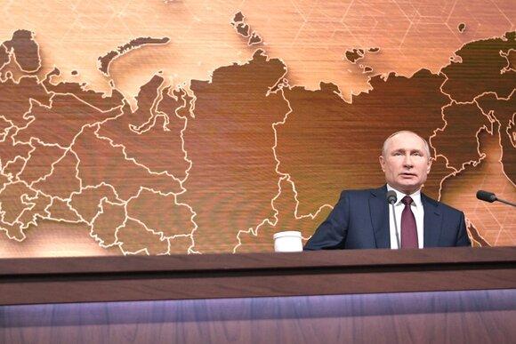 Путин назвал Россию страной уникальных возможностей для талантливого человека