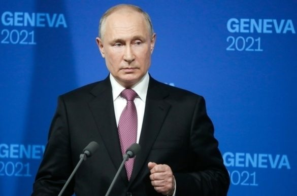 Владимир Путин ©Kremlin.ru