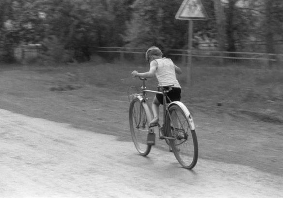 СССР велосипед