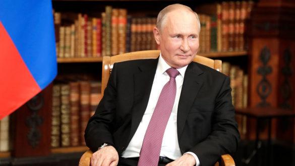Владимир Путин ©Kremlin.ru / TASS