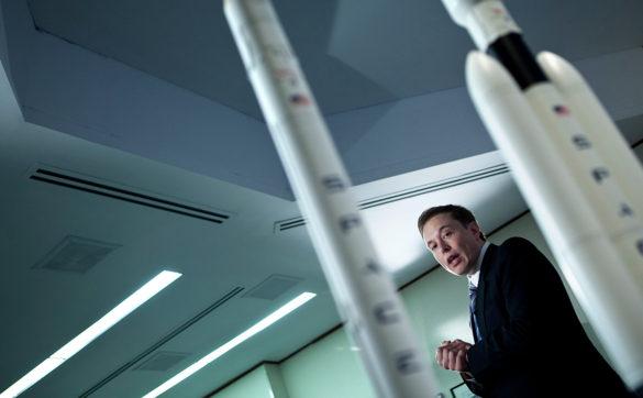 Илон Маск (Фото: Brendan Smialowski / Getty Images)