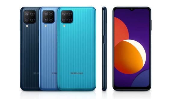 Galaxy M12. Фото: Samsung